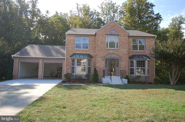 3203 Cherry Mill Drive, ADELPHI, MD 20783 (#MDPG2001355) :: The Piano Home Group