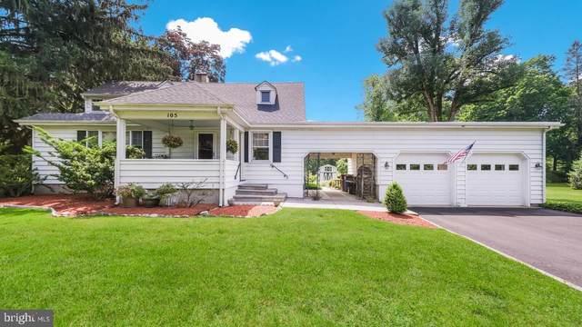 105 Riverview Avenue, WASHINGTON CROSSING, PA 18977 (#PABU2000908) :: Linda Dale Real Estate Experts