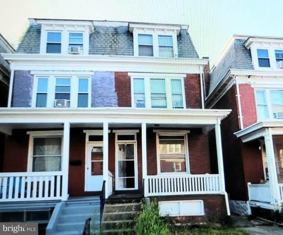1825 Park Street, HARRISBURG, PA 17103 (#PADA2000385) :: Pearson Smith Realty