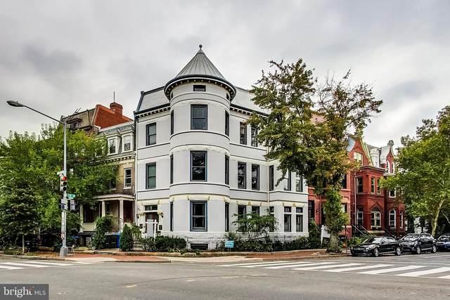 1120 Rhode Island Avenue NW #4, WASHINGTON, DC 20005 (#DCDC2001695) :: CENTURY 21 Core Partners
