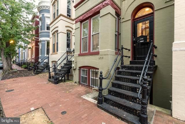 1209 Linden Place NE, WASHINGTON, DC 20002 (#DCDC2001697) :: CENTURY 21 Core Partners