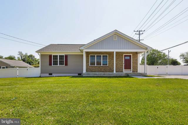 6 Grove Street, ABERDEEN, MD 21001 (#MDHR2000332) :: The Riffle Group of Keller Williams Select Realtors