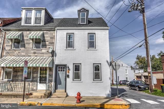 25 W. Frederick Street, LANCASTER, PA 17603 (#PALA2000675) :: The Jim Powers Team