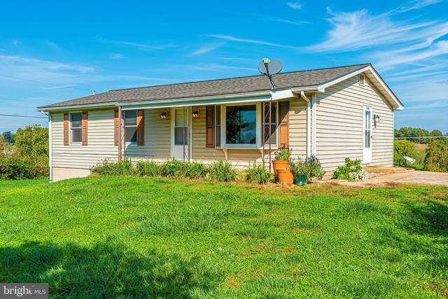 10400 Cook Brothers, IJAMSVILLE, MD 21754 (#MDFR2000509) :: Dart Homes
