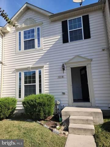 1218 Graycliff Lane, ODENTON, MD 21113 (#MDAA2000867) :: Sunrise Home Sales Team of Mackintosh Inc Realtors