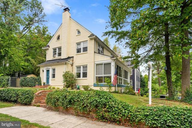 6201 32ND Place NW, WASHINGTON, DC 20015 (#DCDC2001576) :: The Licata Group / EXP Realty