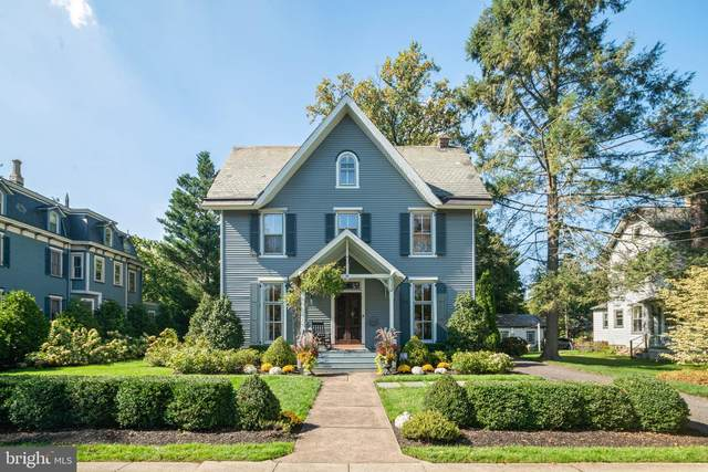220 Washington, HADDONFIELD, NJ 08033 (MLS #NJCD2000795) :: Kiliszek Real Estate Experts