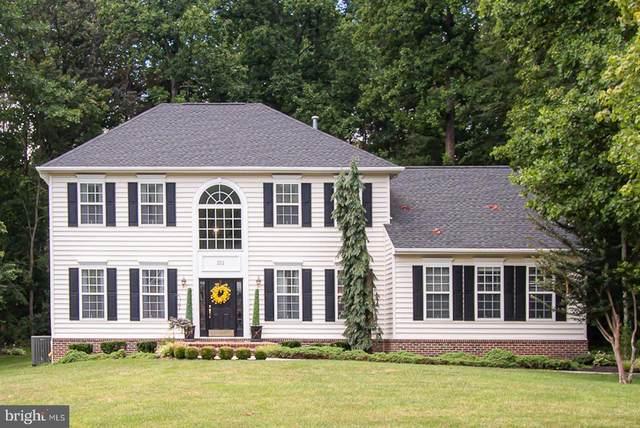 211 Maple Creek Lane, DAVIDSONVILLE, MD 21035 (#MDAA2001038) :: Keller Williams Flagship of Maryland