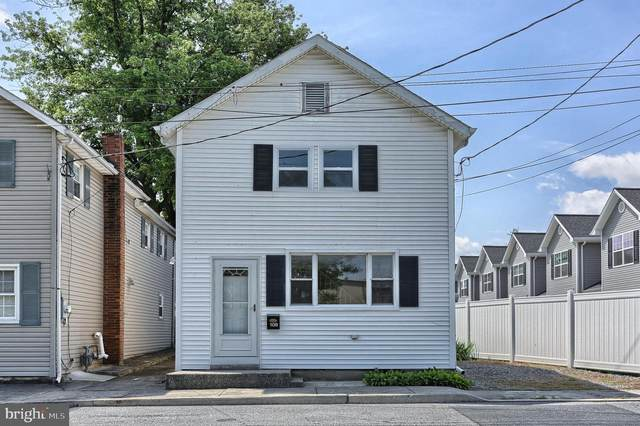 108 Front Street, CAMP HILL, PA 17011 (#PACB2000348) :: The Joy Daniels Real Estate Group