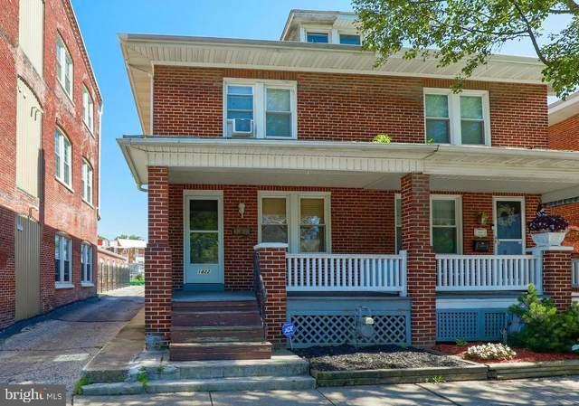 1422 Monroe Street, YORK, PA 17404 (#PAYK2000648) :: Century 21 Dale Realty Co