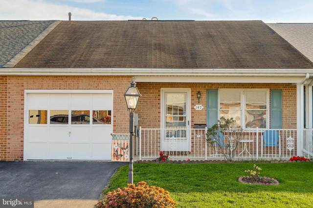 147 Buttercup Drive, HAGERSTOWN, MD 21740 (#MDWA2000245) :: The Team Sordelet Realty Group