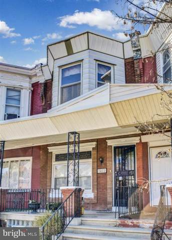 1422 N 62ND Street, PHILADELPHIA, PA 19151 (#PAPH2003347) :: Tom Toole Sales Group at RE/MAX Main Line