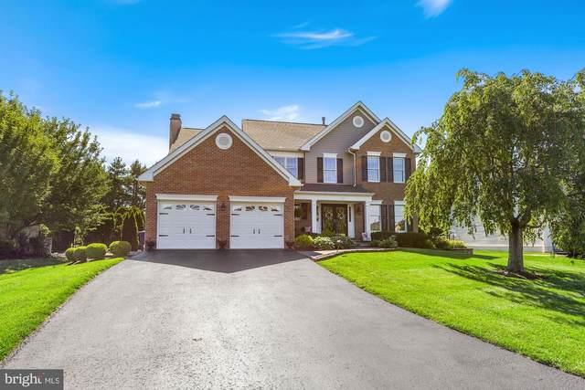 33 Bramley Road, MOORESTOWN, NJ 08057 (#NJBL2000758) :: Holloway Real Estate Group