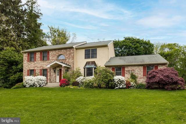 694 Stonegate Court, WEST CHESTER, PA 19380 (#PACT2000928) :: Ramus Realty Group