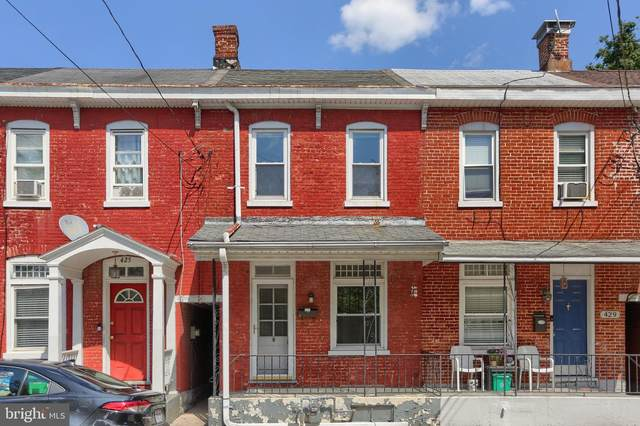 427 Arch Street, CARLISLE, PA 17013 (#PACB2000354) :: TeamPete Realty Services, Inc