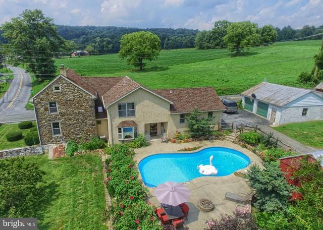 494 Oysterdale Road, OLEY, PA 19547 (#PABK2000574) :: Linda Dale Real Estate Experts