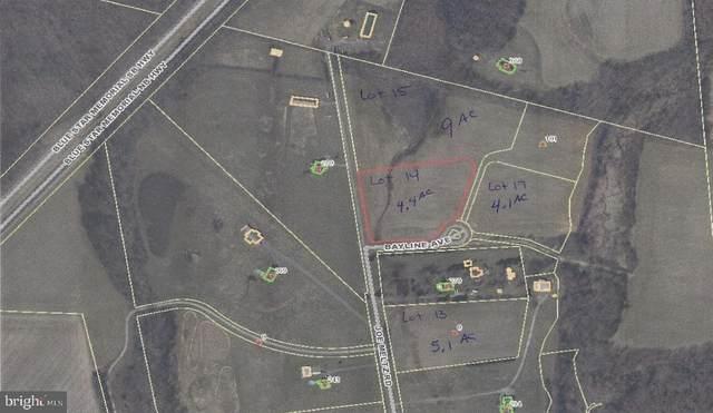 Lot 13 Joe Meltz Road, WARWICK, MD 21912 (#MDCC2000186) :: LoCoMusings