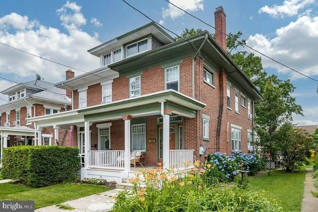 418 E 4TH Street, BOYERTOWN, PA 19512 (#PABK2000576) :: The Yellow Door Team