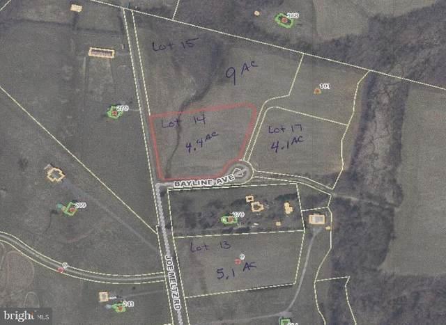Lot 15 Bayline Avenue, WARWICK, MD 21912 (#MDCC2000192) :: LoCoMusings