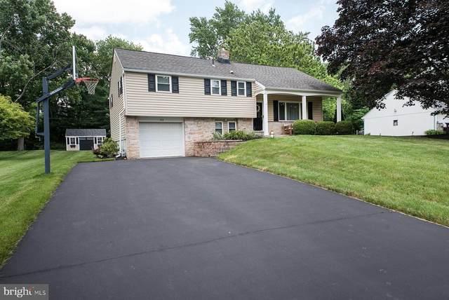 332 Britt Road, NORTH WALES, PA 19454 (#PAMC2001392) :: Linda Dale Real Estate Experts