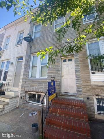 11 S Conkling Street, BALTIMORE, MD 21224 (#MDBA2001458) :: The Mike Coleman Team