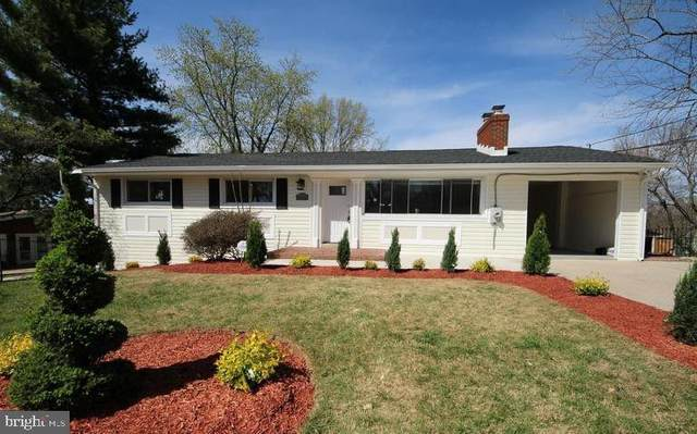 5002 Colonial Drive, TEMPLE HILLS, MD 20748 (#MDPG2001190) :: Bic DeCaro & Associates