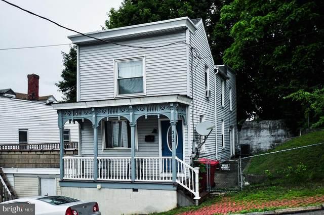 312 N 7TH Street, POTTSVILLE, PA 17901 (#PASK2000148) :: Sail Lake Realty