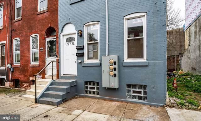 1540 W York Street, PHILADELPHIA, PA 19132 (#PAPH2003472) :: Talbot Greenya Group