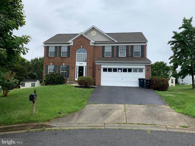 8203 Timber Cross Court, CLINTON, MD 20735 (#MDPG2001204) :: Integrity Home Team