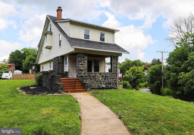 2516 Queen Anne Road, BALTIMORE, MD 21216 (#MDBA2001462) :: The Sky Group
