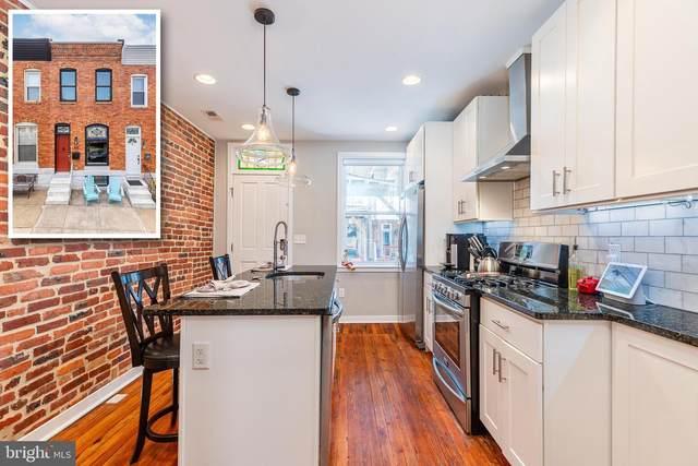 618 S Decker Avenue, BALTIMORE, MD 21224 (#MDBA2001466) :: Sunrise Home Sales Team of Mackintosh Inc Realtors