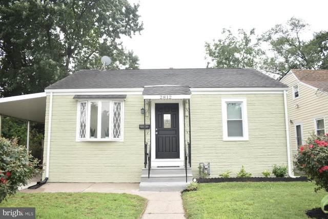 2812 Harris Avenue, PENNSAUKEN, NJ 08110 (#NJCD2000836) :: Shamrock Realty Group, Inc
