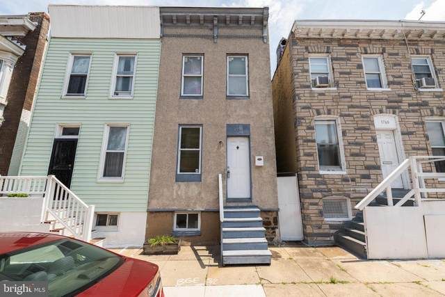 1758 Gorsuch Avenue, BALTIMORE, MD 21218 (#MDBA2001476) :: The Riffle Group of Keller Williams Select Realtors