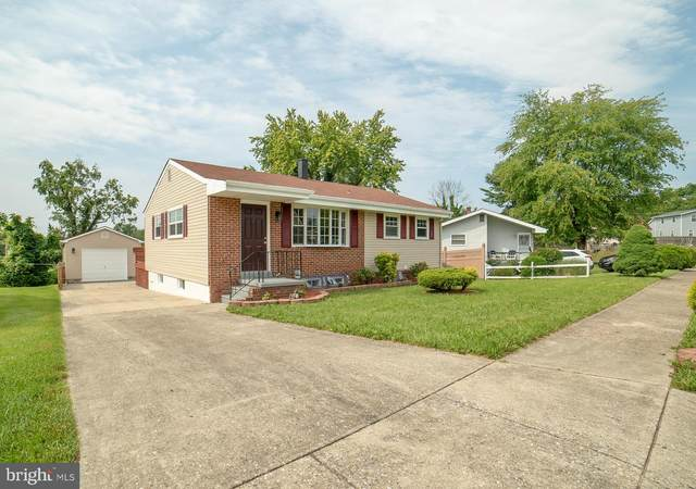 2201 Maple Hill Court, BALTIMORE, MD 21207 (#MDBC2001208) :: Integrity Home Team