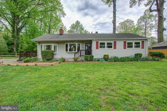 834 Shady Oaks Road, WEST RIVER, MD 20778 (#MDAA2001100) :: Integrity Home Team