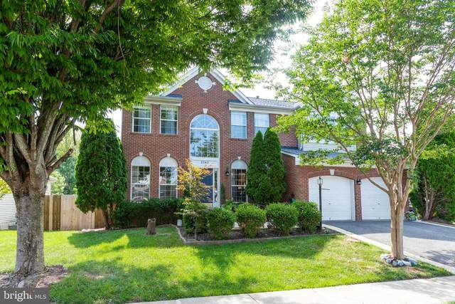 8242 Tenbrook Drive, GAINESVILLE, VA 20155 (#VAPW2001074) :: ExecuHome Realty