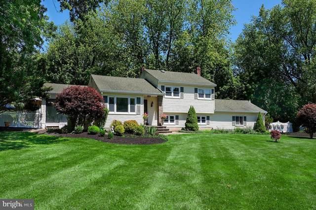 2 Cleveland Rd W, PRINCETON, NJ 08540 (#NJME2000648) :: Erik Hoferer & Associates