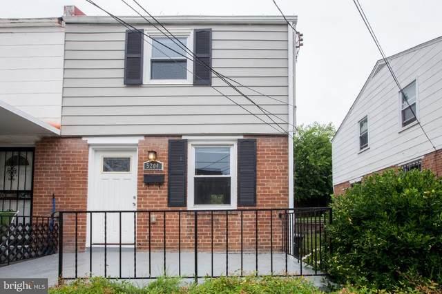 5204 Hayes Street NE, WASHINGTON, DC 20019 (#DCDC2001678) :: Nesbitt Realty