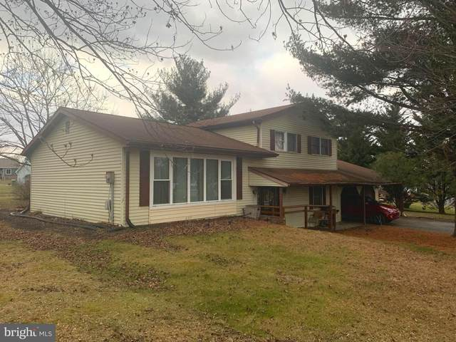 2685 Yorktowne Drive, CHAMBERSBURG, PA 17202 (#PAFL2000262) :: Realty ONE Group Unlimited