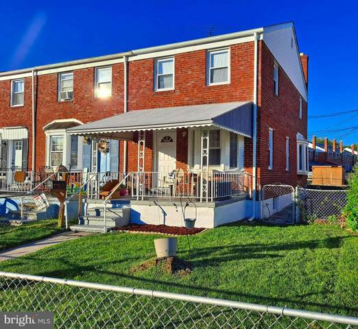 8511 Kavanagh Road, BALTIMORE, MD 21222 (#MDBC2001224) :: Murray & Co. Real Estate