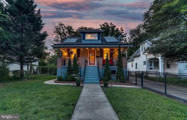 3510 Webster Street, BRENTWOOD, MD 20722 (#MDPG2001244) :: Sunrise Home Sales Team of Mackintosh Inc Realtors
