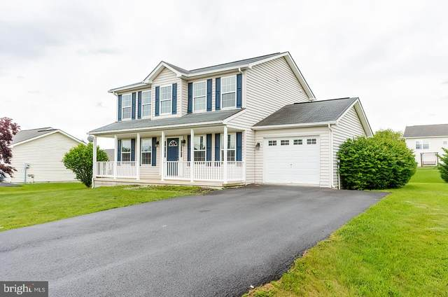 155 Beaumont Avenue, INWOOD, WV 25428 (#WVBE2000332) :: The Riffle Group of Keller Williams Select Realtors
