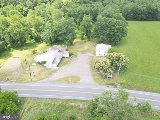 4242 Route 225, ELIZABETHVILLE, PA 17023 (#PADA2000430) :: Better Homes Realty Signature Properties