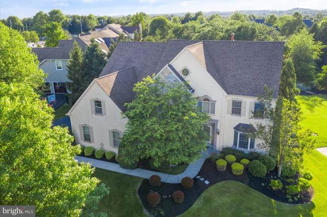 151 Windermere Drive, BLUE BELL, PA 19422 (#PAMC2001462) :: Linda Dale Real Estate Experts