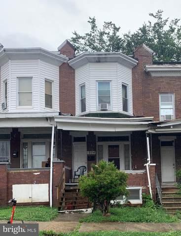1204 N Longwood Street, BALTIMORE, MD 21216 (#MDBA2001514) :: Shamrock Realty Group, Inc