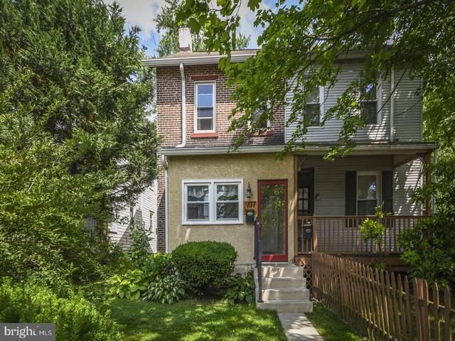 137 W Walnut Street, NORTH WALES, PA 19454 (#PAMC2001490) :: Linda Dale Real Estate Experts