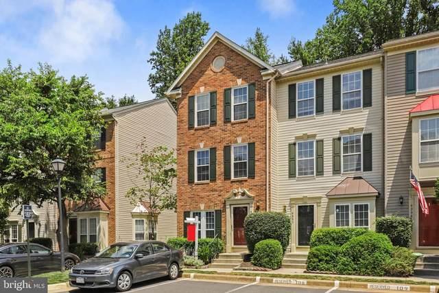 4358 Sutler Hill Square, FAIRFAX, VA 22033 (#VAFX2002788) :: Sunrise Home Sales Team of Mackintosh Inc Realtors