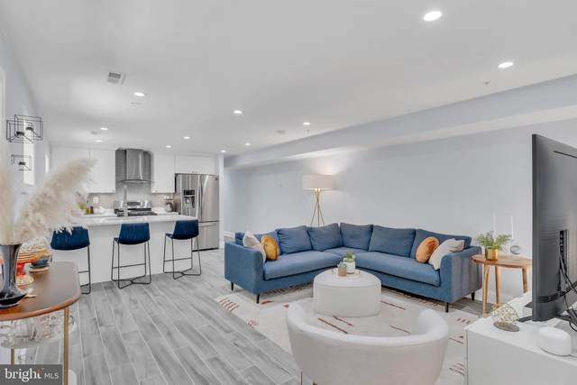 824 Varnum Street NW #1, WASHINGTON, DC 20011 (#DCDC2001720) :: Sunrise Home Sales Team of Mackintosh Inc Realtors