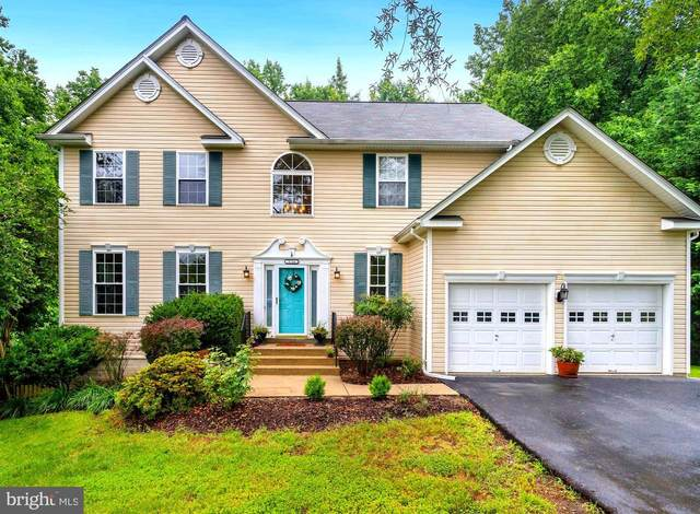 9706 Wild Fire Lane, OWINGS, MD 20736 (#MDCA2000242) :: Gail Nyman Group