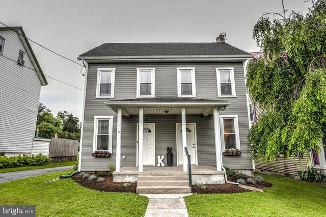 119 Spring Grove Road, EAST EARL, PA 17519 (#PALA2000724) :: The Joy Daniels Real Estate Group